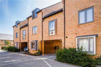 4 Bedrooms Town House for sale in Trumpington, Cambridge
