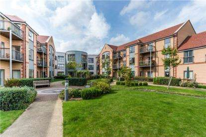 1 Bedroom Retirement Property for sale in Wellbrook Way, Girton, Cambridge