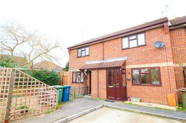 3 Bedrooms Terraced House for sale in Abbots Drive, HARROW, Middlesex, HA2 0RE