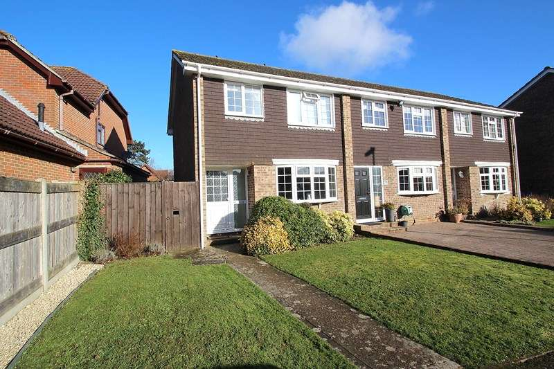 3 Bedrooms End Of Terrace House for sale in Sandringham Road, Fareham