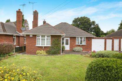 2 Bedrooms Bungalow for sale in York Crescent, Compton, Wolverhampton, West Midlands