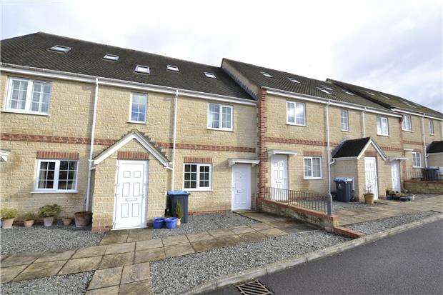 1 Bedroom Flat for sale in Willoughby Fields, Wroslyn Road, Freeland, WITNEY, Oxfordshire, OX29 8JB