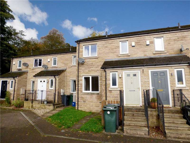 3 Bedrooms Town House for sale in New Stead Rise, East Morton, West Yorkshire
