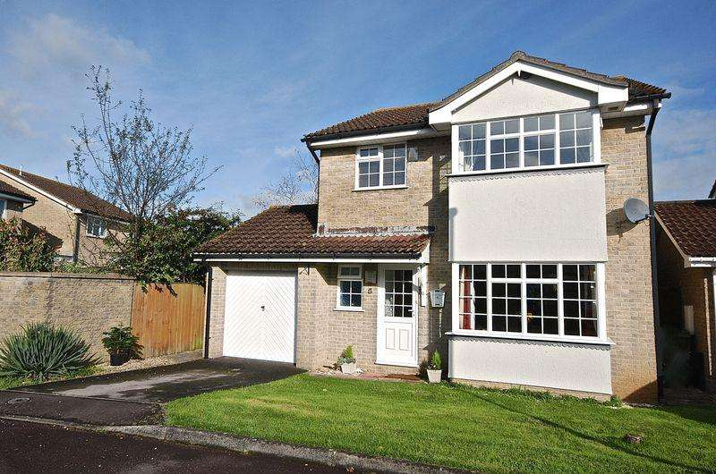 4 Bedrooms Detached House for sale in Meare - Between Glastonbury and Wedmore