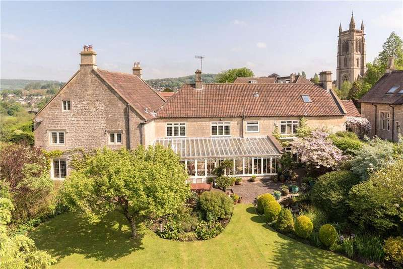 6 Bedrooms Detached House for sale in Church Street, Bathford, Bath, Somerset, BA1