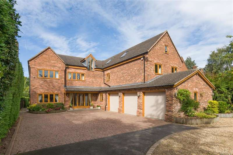 5 Bedrooms Detached House for sale in Broad Lane, Tanworth-In-Arden, Solihull, West Midlands
