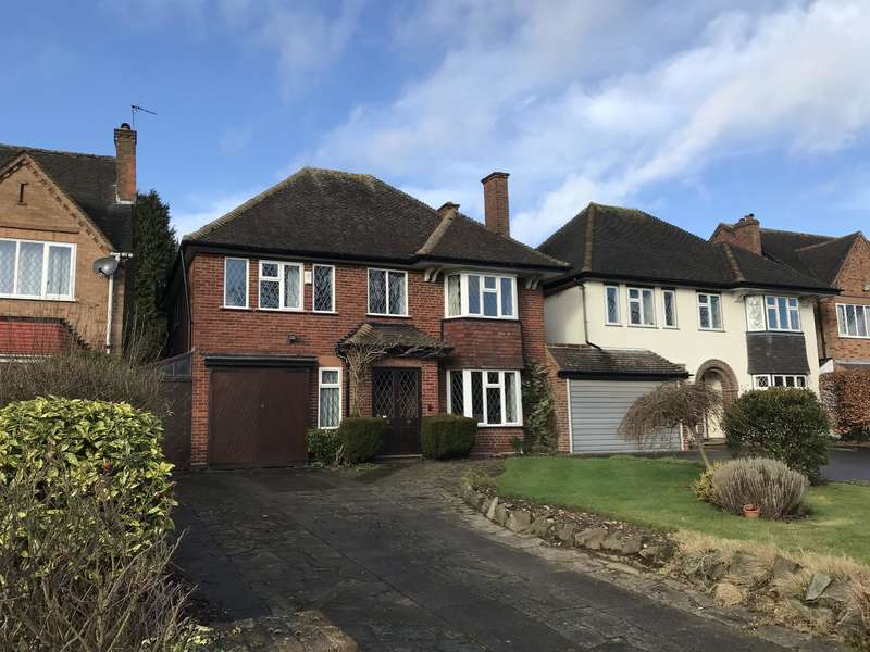5 Bedrooms Detached House for sale in Mirfield Road, Solihull, B91 1JH