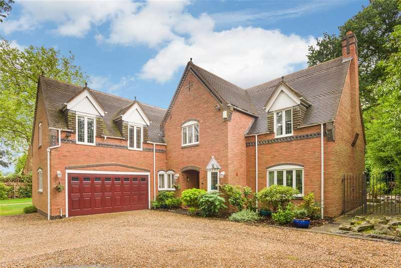6 Bedrooms Detached House for sale in Welcombe Grove, Solihull, West Midlands