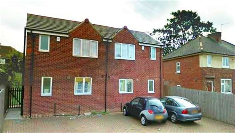 2 Bedrooms Semi Detached House for sale in Fitzwilliam Road, ROTHERHAM, South Yorkshire
