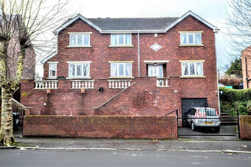 3 Bedrooms Detached House for sale in Rockingham Street, BARNSLEY, South Yorkshire, S71 1JR