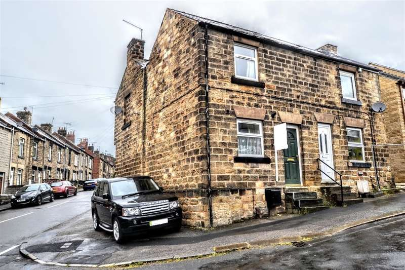 2 Bedrooms Terraced House for sale in Heptinstall Street, Worsbrough, Barnsley, S70 4SH