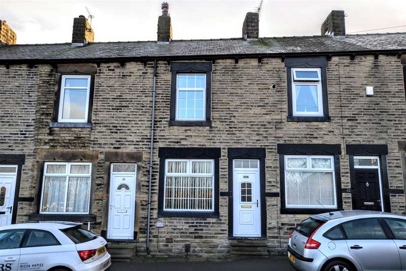 2 Bedrooms Terraced House for sale in Raley street , Kingstone , Barnsley, S70 6LH