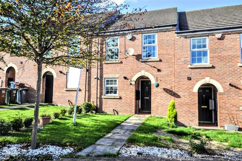 3 Bedrooms Town House for sale in Maple Close, Barnsley, S70 3NN