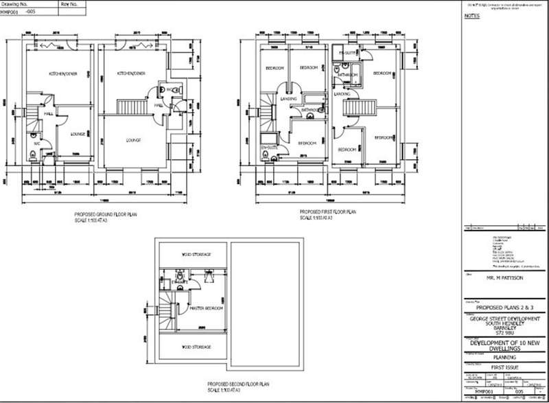 1 Bedroom Plot Commercial for sale in George Street, South Hiendley, Barnsley, S72 9BX