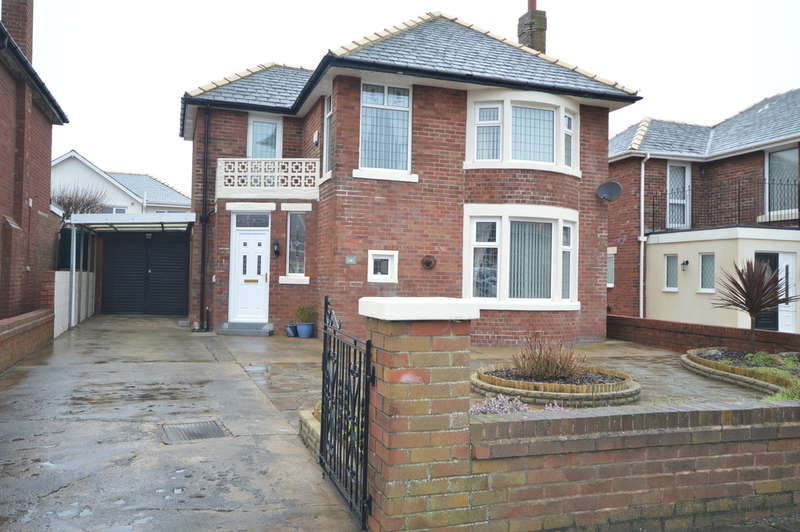 3 Bedrooms Detached House for sale in Clifton Drive, South Shore