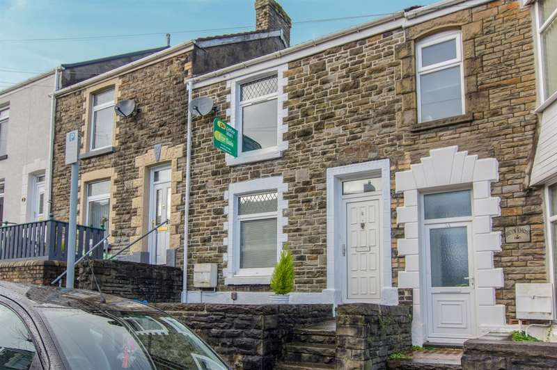 3 Bedrooms Terraced House for sale in Robert Street, Manselton, Swansea