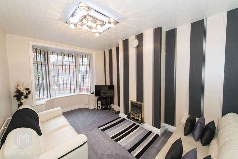 2 Bedrooms End Of Terrace House for sale in Melbourne Road, Bolton, BL3