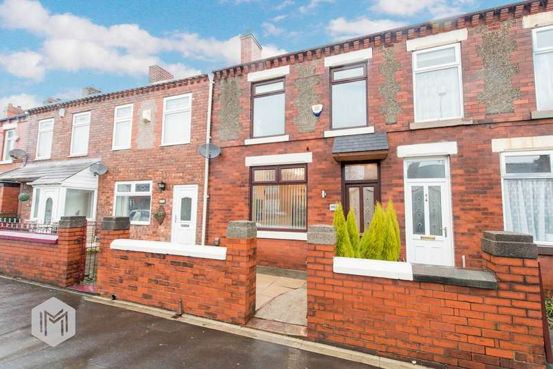 3 Bedrooms Terraced House for sale in Atherton Road, Hindley Green, Wigan, WN2