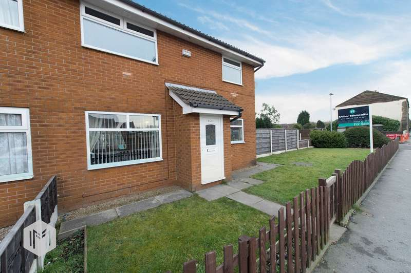 2 Bedrooms Semi Detached House for sale in Ainsworth Road, Radcliffe, Manchester, M26