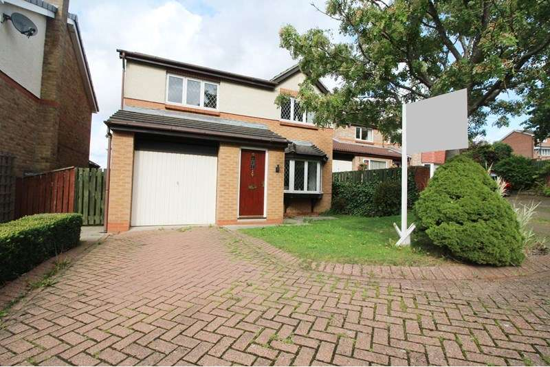 4 Bedrooms Property for sale in Baysdale, Mount Pleasant, Houghton Le Spring, Tyne and Wear, DH4 7SE