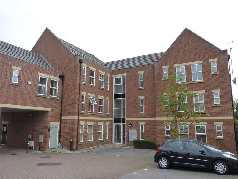 2 Bedrooms Apartment Flat for sale in Springfield Street, Market Harborough