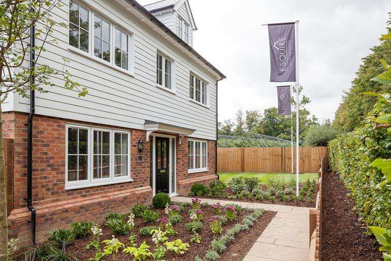 5 Bedrooms Detached House for sale in Penny Close, Hubbards Lane , Boughton Monchelsea, Kent, ME17 4HY
