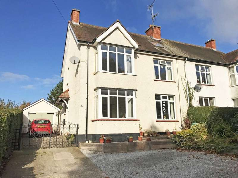 5 Bedrooms Semi Detached House for sale in College Road, Hereford, HR1