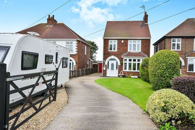 4 Bedrooms Detached House for sale in Diamond Avenue, Kirkby-In-Ashfield, Nottingham, NG17