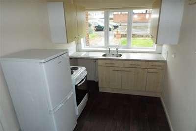 2 Bedrooms Flat for rent in Vernon Court, Nuthall