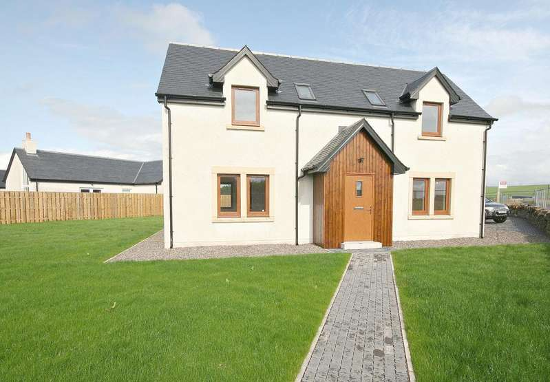 3 Bedrooms Equestrian Facility Character Property for sale in Sauchenford Holdings, Near Stirling FK7
