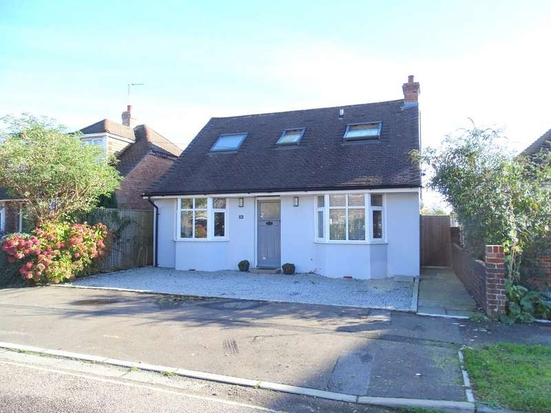 3 Bedrooms Detached House for sale in Armadale Road, Chichester