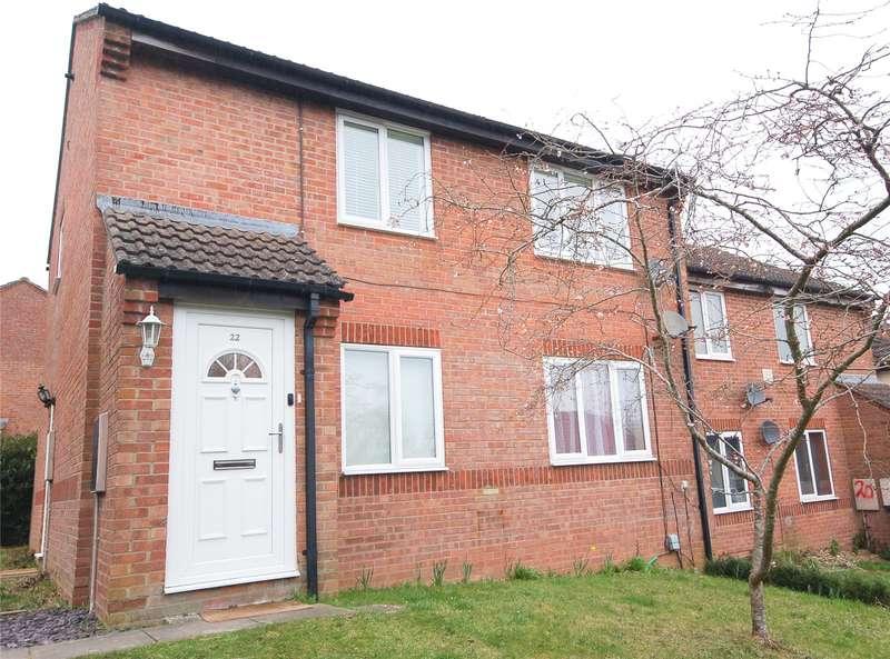 2 Bedrooms Flat for sale in Ramleaze Drive, Salisbury, Wiltshire, SP2