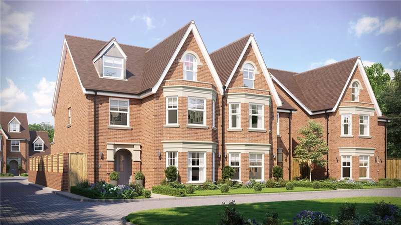 5 Bedrooms Semi Detached House for sale in Stuart Place, London Road, St Albans, AL1