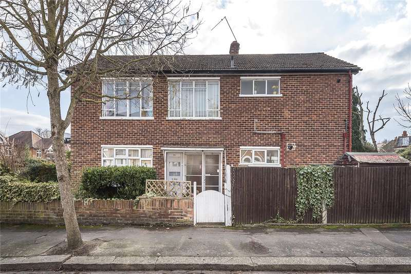 2 Bedrooms Flat for sale in Oxford Road, Teddington, TW11