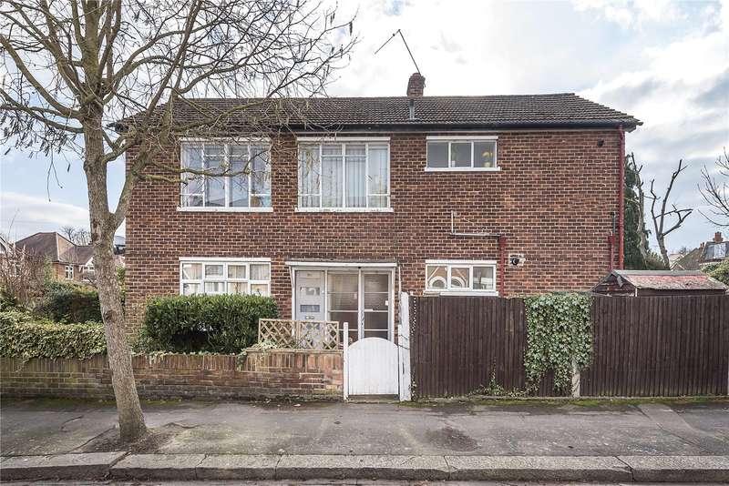 2 Bedrooms Flat for sale in Oxford Road, Teddington, TW11