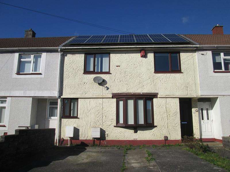 2 Bedrooms Terraced House for sale in Penderry Road, Penlan, Swansea, City And County of Swansea.