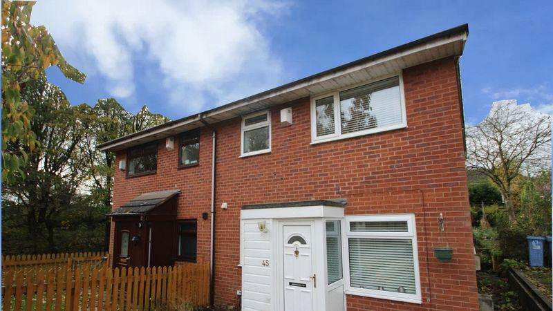 1 Bedroom Semi Detached House for sale in Foxglove Court, Shawclough, Rochdale OL12 6XF