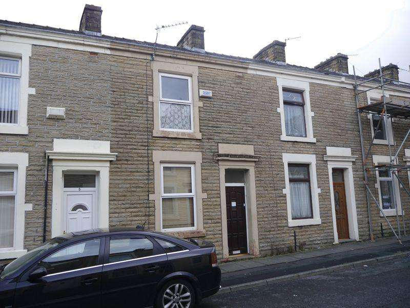 2 Bedrooms Terraced House for sale in Lewis Street, Great Harwood.