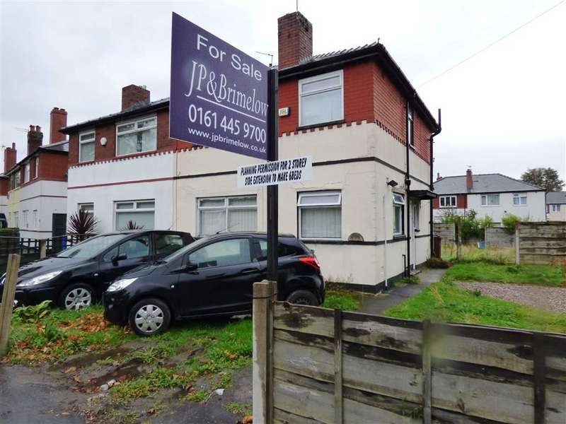 3 Bedrooms Semi Detached House for sale in Princess Road, Withington, Manchester, M20