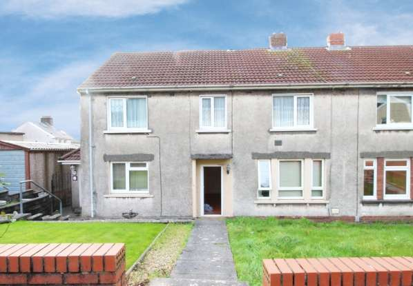 2 Bedrooms Flat for sale in Crawford Green, Port Talbot, West Glamorgan, SA12 8NB