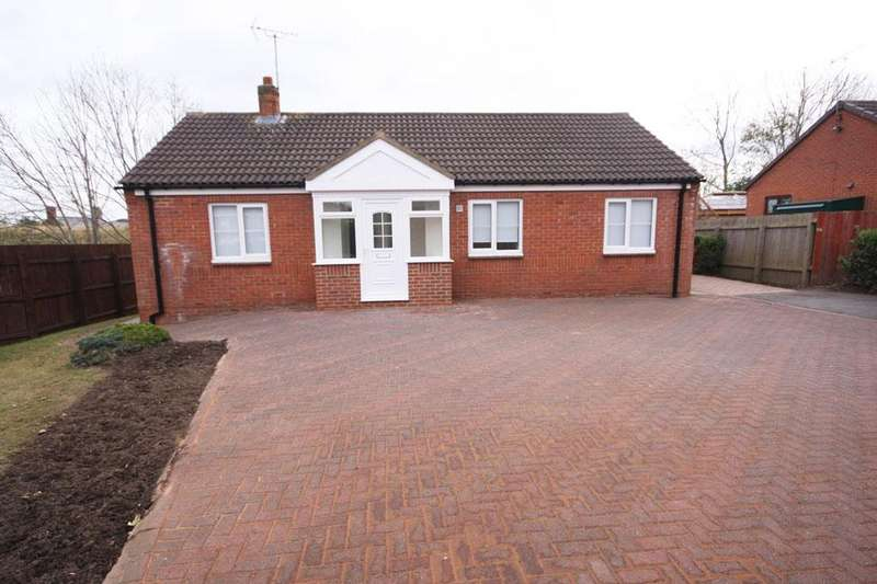 3 Bedrooms Detached Bungalow for sale in Elvet Green, Chester-le-Street DH2 2ER