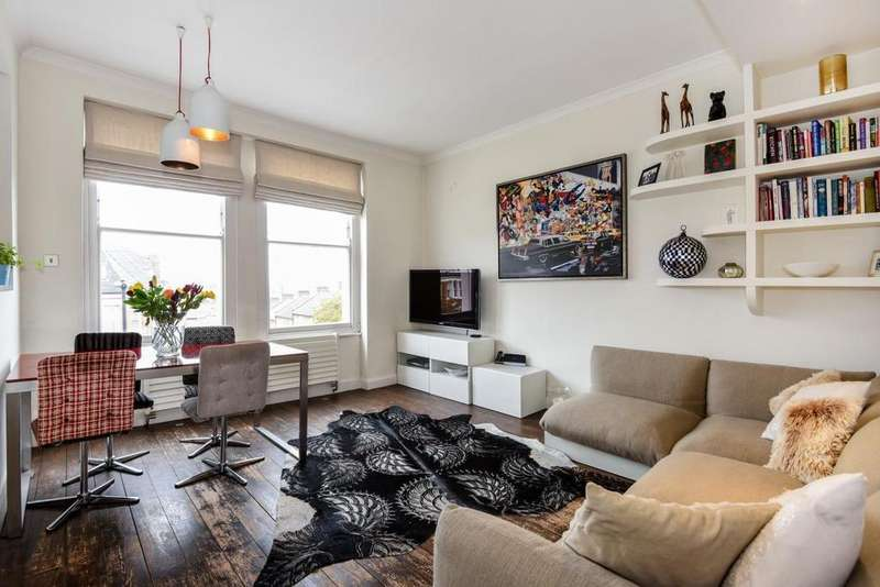 2 Bedrooms Flat for sale in Cecile Park, Crouch End