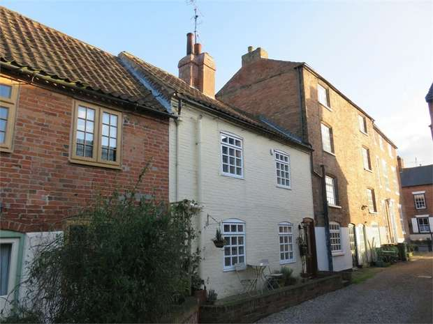 2 Bedrooms Terraced House for sale in Church Street, Southwell, Nottinghamshire