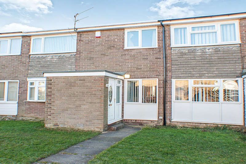 2 Bedrooms Terraced House for rent in Chesterhill, Cramlington, NE23
