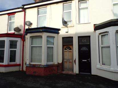 2 Bedrooms House for sale in Ribble Road, Blackpool, Lancashire, FY1