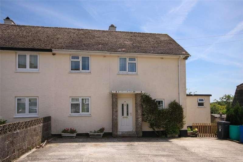 3 Bedrooms Semi Detached House for sale in Yellands Park, Kingston, Kingsbridge, TQ7