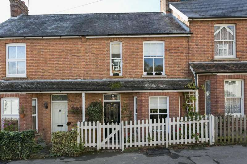 3 Bedrooms Terraced House for sale in Stafford Road, Tunbridge Wells