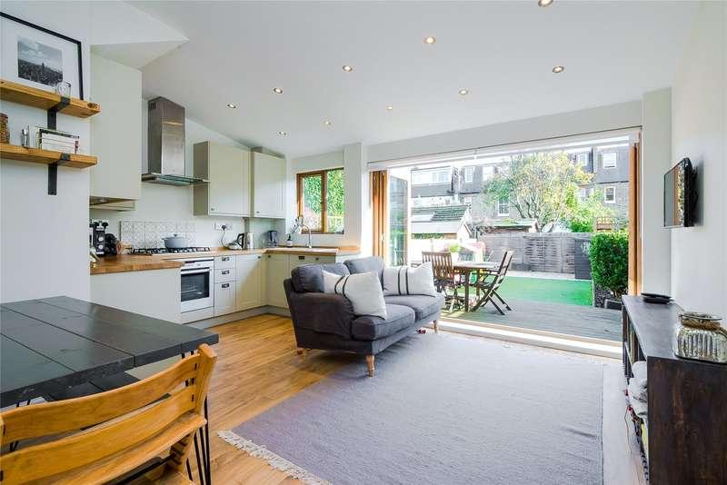 2 Bedrooms Flat for sale in Engadine Street, Southfields, London, SW18