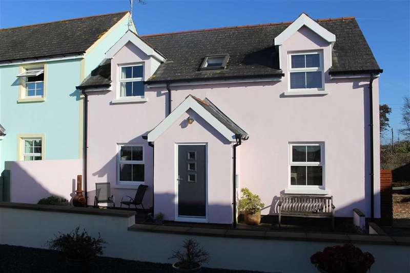 3 Bedrooms Semi Detached House for sale in Burton, Milford Haven