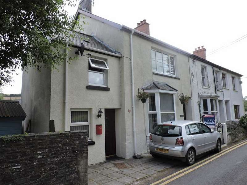 3 Bedrooms End Of Terrace House for sale in Llanddewi Brefi, Tregaron